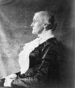 Susan B Anthony 1880 c Evereatt Historical shutterstock_239402281