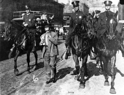 escort-man-to-safety-chicagos-1919-race-riot-5