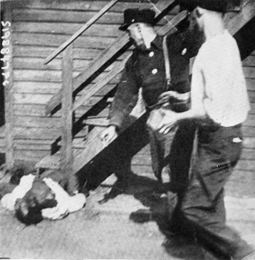 Whites Attacked Black Workers Throughout the City: the Black Belt, Back of the Yards, West and North Sides and Even in the Loop